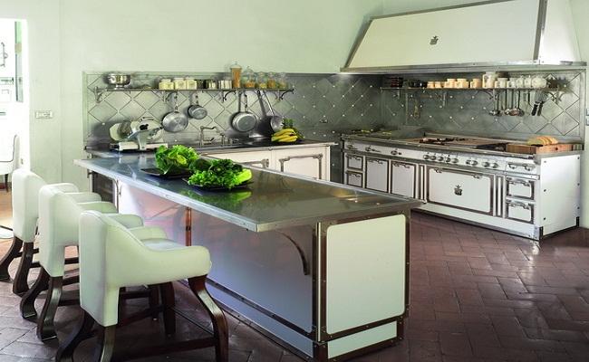 Tủ bếp inox 201 giá rẻ