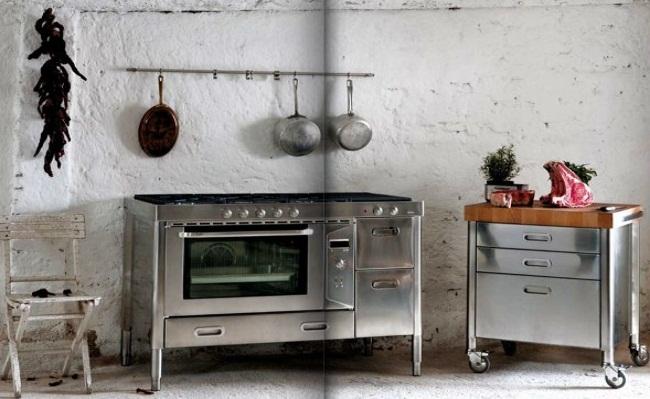 Tủ bếp inox mini tiện dụng cho nhà bếp nhỏ hẹp