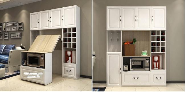 Tủ bếp mini đa năng