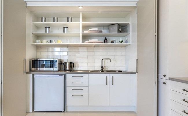 Tủ bếp mini thông minh