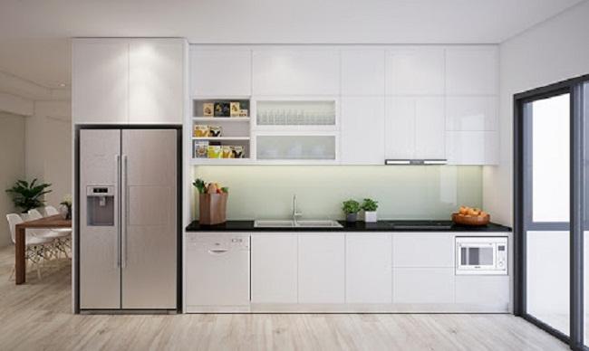 Tủ bếp thông minh đa dụng