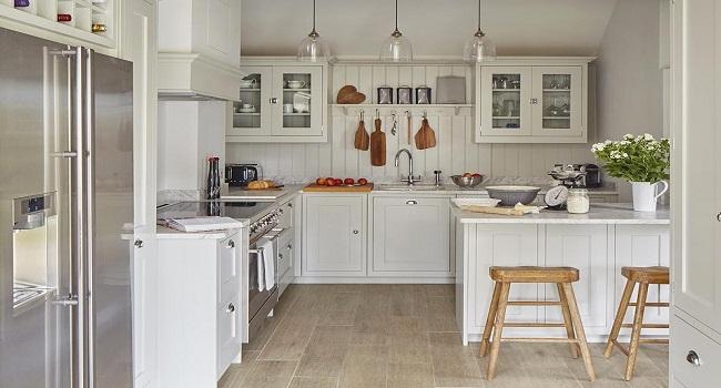 Tư vấn thiết kế cho nhà bếp nhỏ