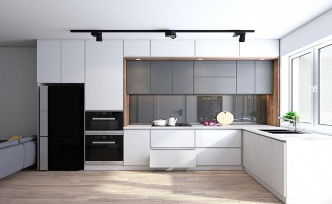 Ý tưởng thiết kế tủ bếp hiện đại